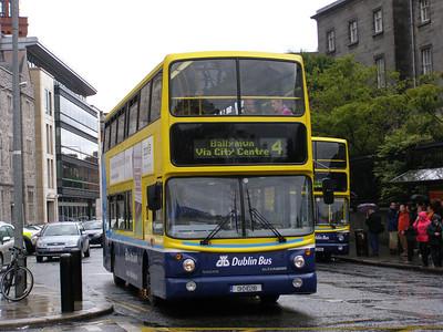 AV 218, Pearse Street, 14/07/07