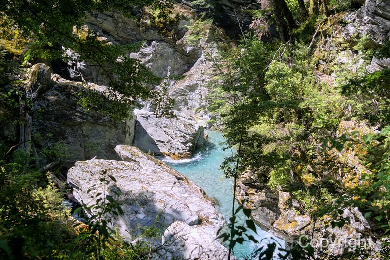 Turquoise Pool