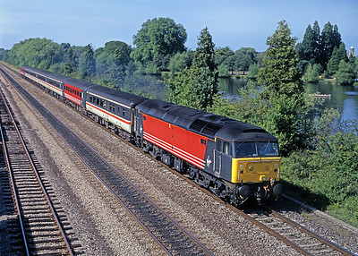 Didcot to Oxford