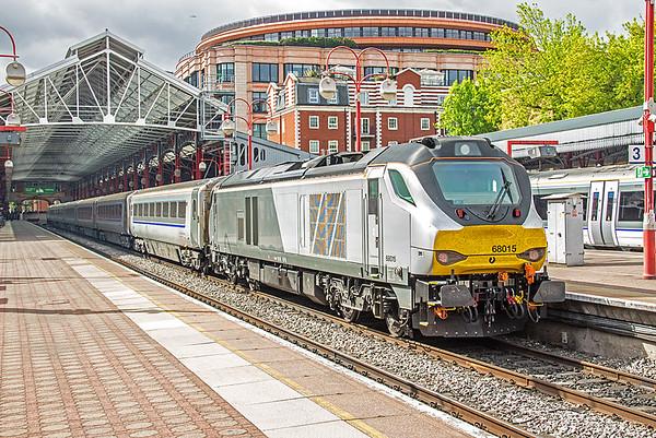 68015 at Marylebone