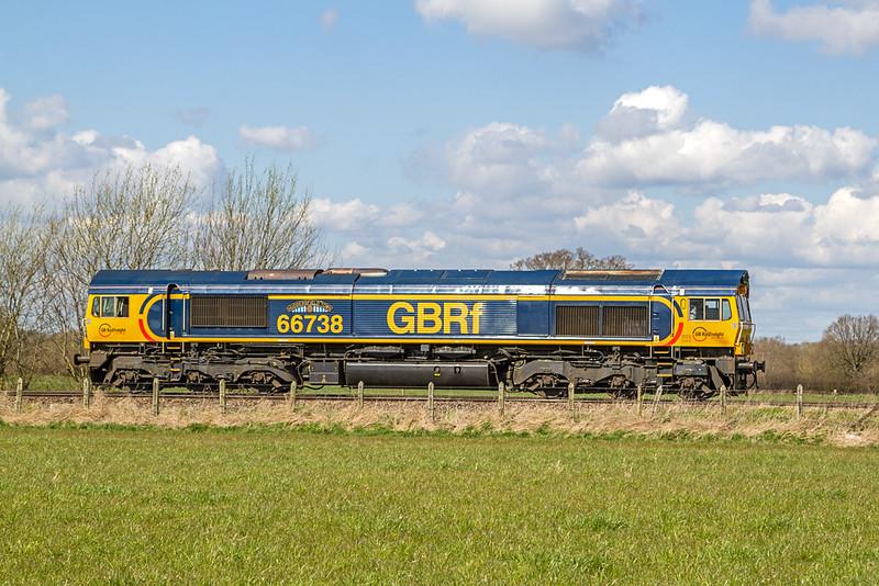 66738 at Fairwood - 5 April, 2016