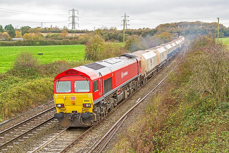 59203 at Berkley Marsh - 12 Nov 2015