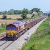 66013 leaving Westbury