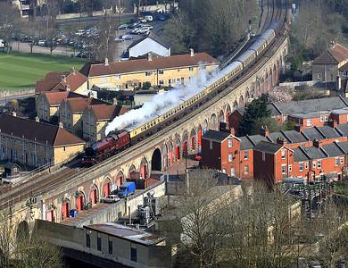 Swindon-Bath-Bristol