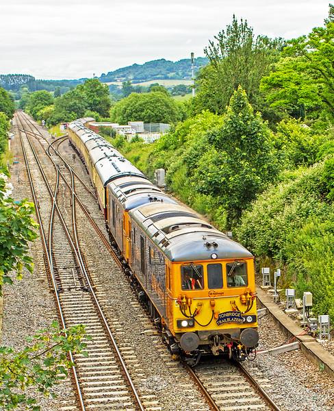 73961+73964 at Bathampton