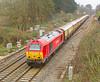 67015 at Bathampton