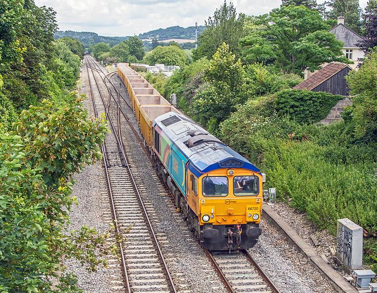 66720 at Bathampton Junction