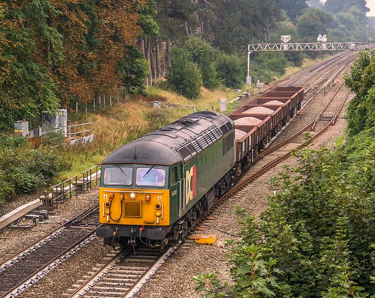 56303 at Bathampton