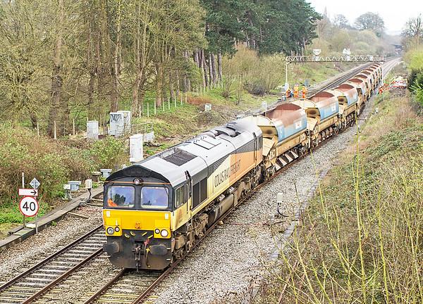 66847 at Bathampton