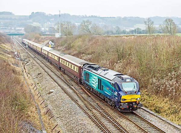68023 at Chipping Sodbury