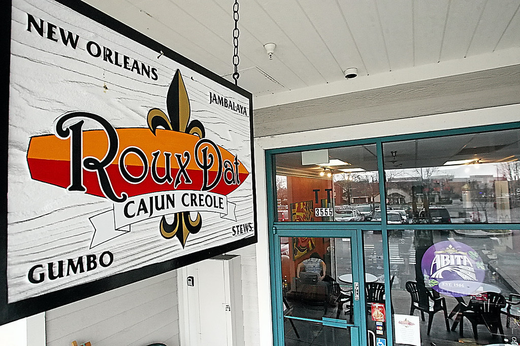 . Roux Dat is situated in Capitola\'s Brown Ranch Marketplace.  (Dan Coyro -- Santa Cruz Sentinel)