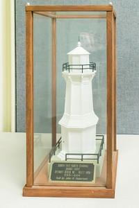 Gross Isle North Channel Range Light - 1906