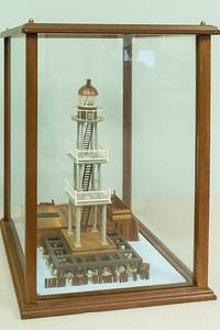 Cleveland Pier Light - 1859