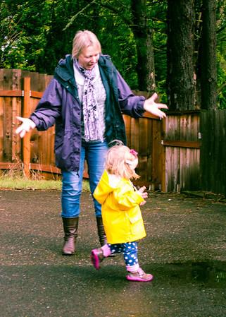 2014-03-09 - Playing with Grandma and Grandad