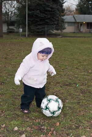 2013-12-30 - Playing Football