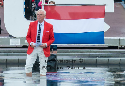 2014 World Rowing Championships, Amsterdam, the Netherlands.23/08/2014 Opening ceremoncy   Photo: Stefan Racila
