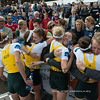 2014 World Rowing Championships, Amsterdam, the Netherlands.<br /> 29/08/2014<br /> Final (places 1-6)<br /> women's lightweight quadruple sculls<br /> 1. NED<br /> 2. AUS<br /> 3. GER<br /> <br /> Photo: Stefan Racila