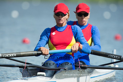 2014 World Rowing Championships, Amsterdam, the Netherlands. 24/08/2014 Series