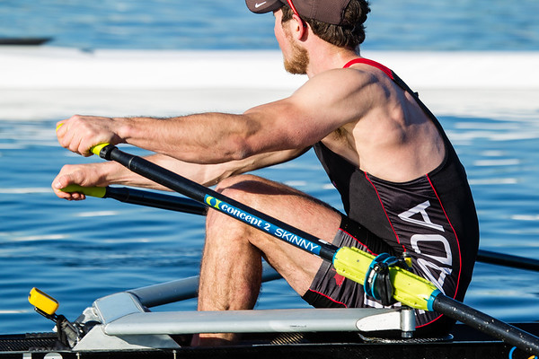 2017 - California Rowing Club