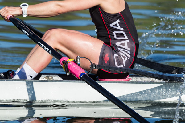 Canadian National Rowing Team 2018 - W-1x