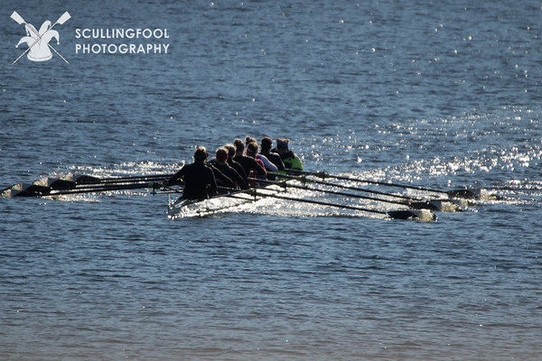 Women's Varsity Eight