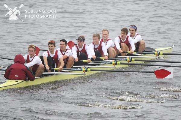 Harvard, Navy, Delaware Lightweight Men