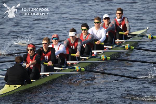Harvard, Columbia, Georgetown, Lightweight Men