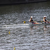 Women's Varsity Pair Dad Vail Final - UMass rowing