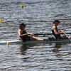 Women's Varsity Pair Dad Vail Final - Washington University Rowing