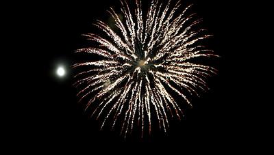 July 4 Fireworks at Radnor