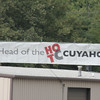 Head of the Cuyahoga Banner