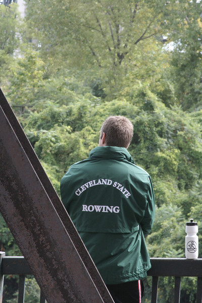 """Cleveland State Crew Jacket -  <a href=""""http://www.csurowing.com"""">http://www.csurowing.com</a>"""