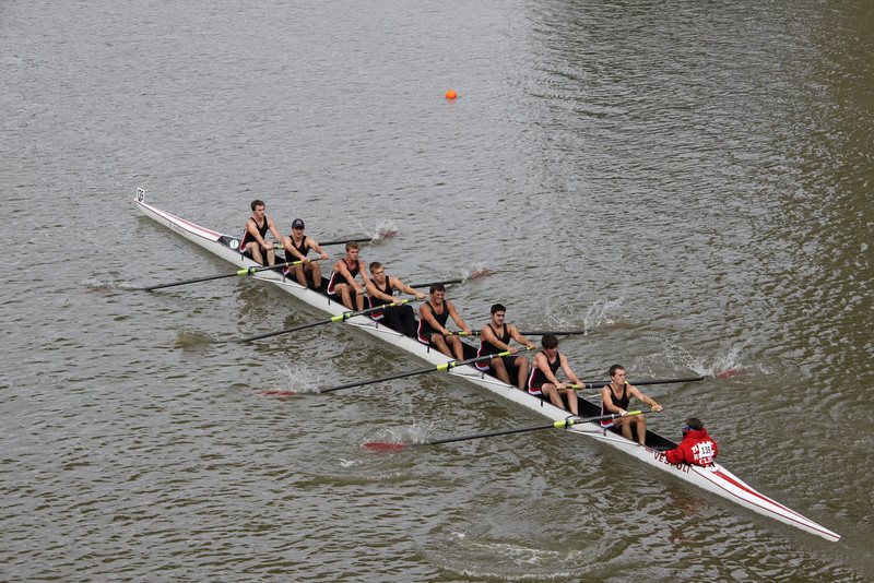 Miami University A  (S. Sitler) Mens Open 8+