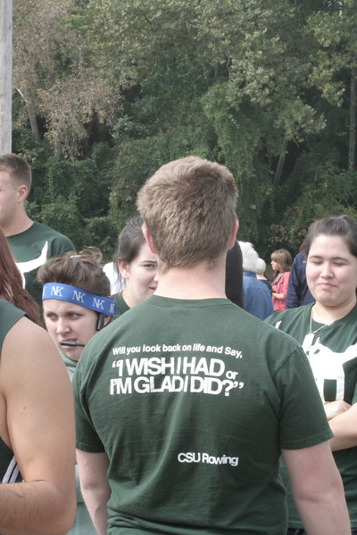 """Cleveland State Rowers -  <a href=""""http://www.csurowing.com"""">http://www.csurowing.com</a>"""