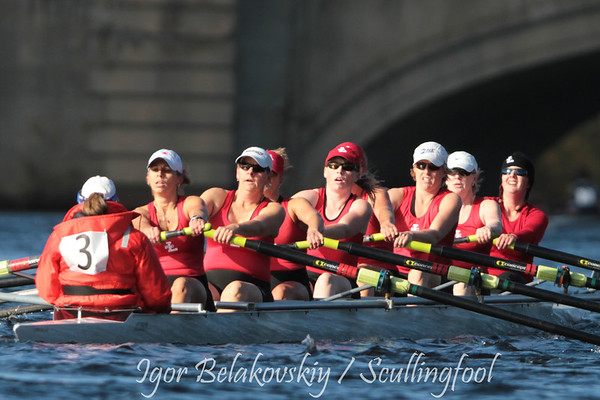 Masters Eights, Men and Women