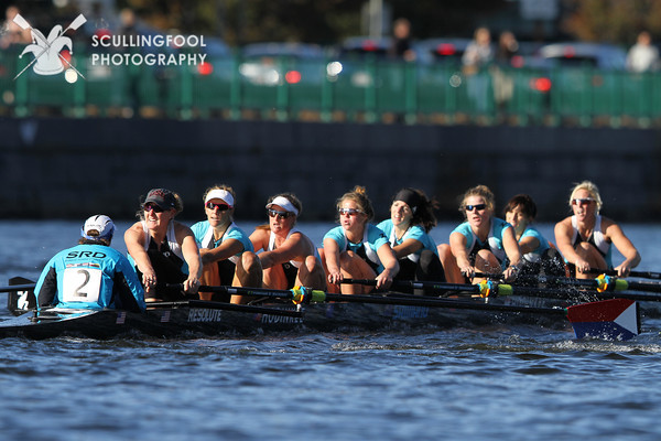 Head of the Charles 2013