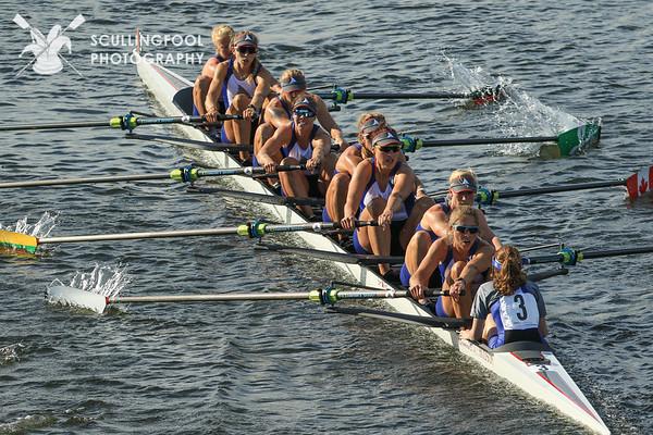 Women's Championship Eights