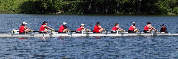 A second place in the U19 Ltwt 4