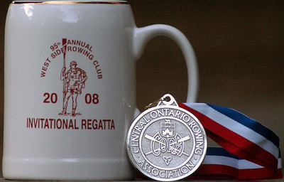 CORA 2008 Championship Medal