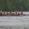MIT freshman lightweights after the settle.