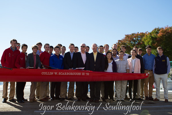 Scarborough Boat Dedication