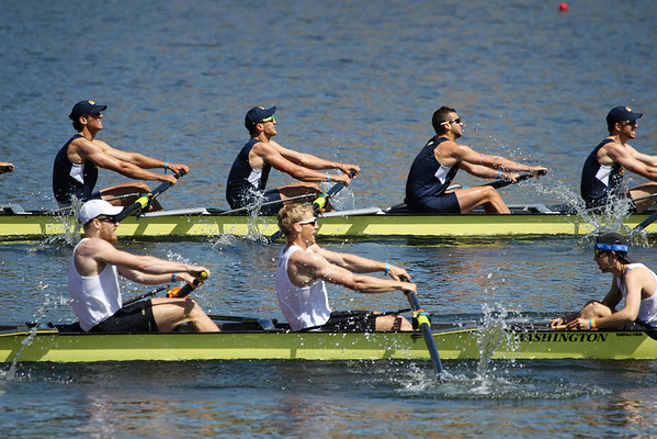 Pac 12 Rowing Championships - 2014