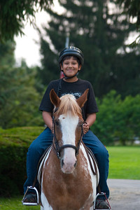 Sabir happy to get outside the ring.