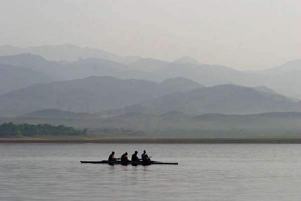 Pakistan Rowing Team