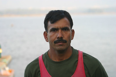 Majeed Ahmed from Army.  Has nice technique but keeps himself within limits.  He can be even faster.