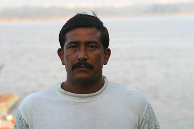 Naseer Ahmed, a heavyweight.