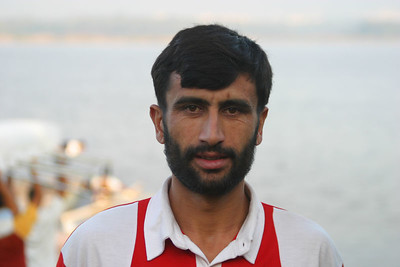 Nehmat Karim from Army, one of the better lightweights on the team.Although he is not very tall, he has an excellent attitude.
