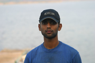 """Zohaib Zia Hashmi, a young lightweight rower from WAPDA with good technical form and willing to work hard.  He was also the computer """"whiz"""" and one of the fastest lightweights on the team."""