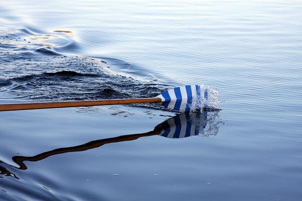 "Rowing ""art"""