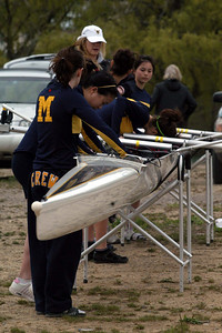 prepping fthe boat for the finals